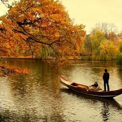 Пазл онлайн: Осень в Софиевском парке