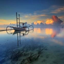 Пазл онлайн: Лодка