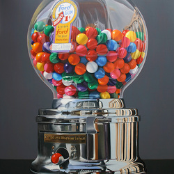 Пазл онлайн: Радужные конфетки