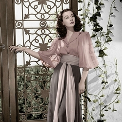 Пазл онлайн: Вечная красота Вивьен Ли