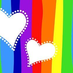 Пазл онлайн: Два сердца