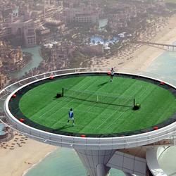 Пазл онлайн: Теннисный корт