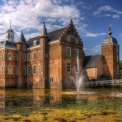 Пазл онлайн: Замок Руурло