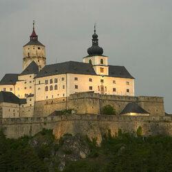 Пазл онлайн: Замок  Форхтенштайн