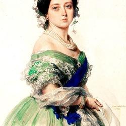 Пазл онлайн: Queen Victoria/ Королева Виктория
