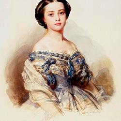 Пазл онлайн: Принцесса Виктория