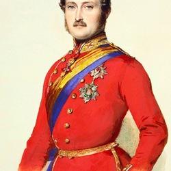 Пазл онлайн: Принц Альберт