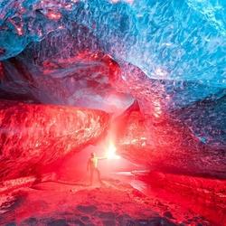 Пазл онлайн: Цветные горы