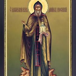 Пазл онлайн: Святой благоверный князь Даниил Московский
