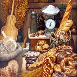 Пазл онлайн: Хлебное изобилие