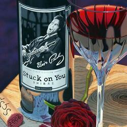 Пазл онлайн: Немного вина?