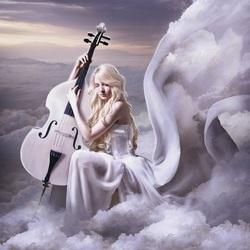 Пазл онлайн: Музыка облаков