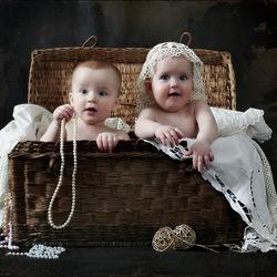 Пазл онлайн: Бабушкины сокровища