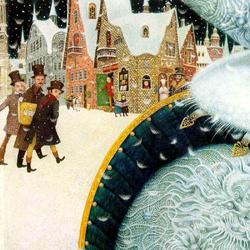 Пазл онлайн: Снежная Королева