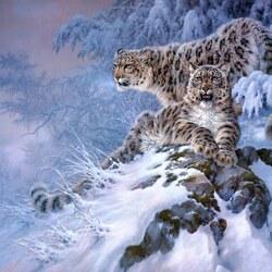 Пазл онлайн: Гималайское величие