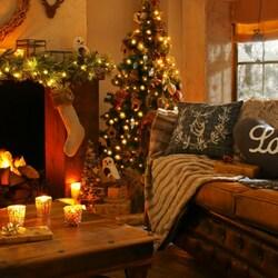 Пазл онлайн: К Новому году готовы!