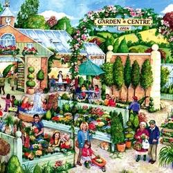 Пазл онлайн: Садовый центр