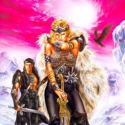 Пазл онлайн: Снежные воины