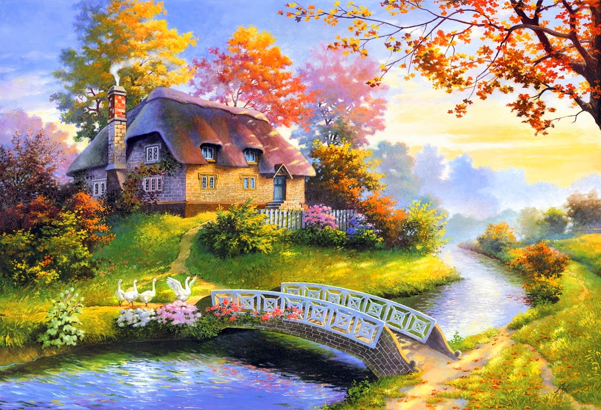 Картинки домиков
