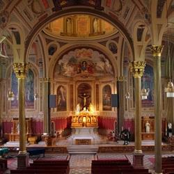 Пазл онлайн: Католический Собор Божией Матери