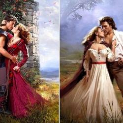 Пазл онлайн: Твой поцелуй