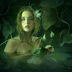 Пазл онлайн: Тайное купание/Hidden bath