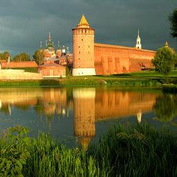 Пазл онлайн: Смоленский Кремль