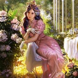 Пазл онлайн: Королева Аннола