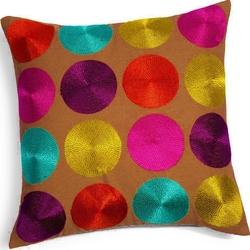 Пазл онлайн: Подушка с вышивкой