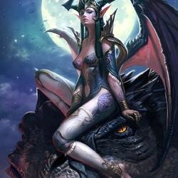 Пазл онлайн: Драконья кровь