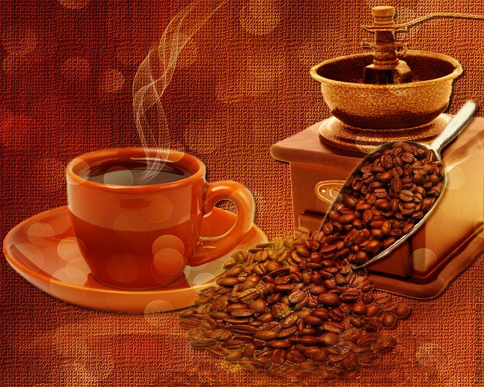 Открытки чаи кофе