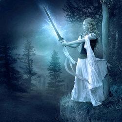 Пазл онлайн: Магия