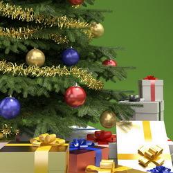 Пазл онлайн: Новогодние подарки