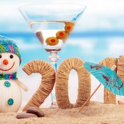 Пазл онлайн: Новый год 2015