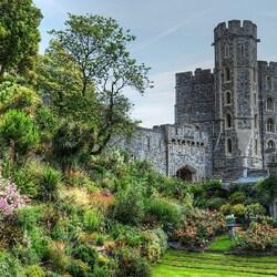 Пазл онлайн: Виндзорский замок