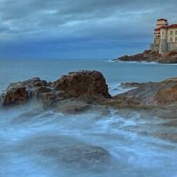 Пазл онлайн: Замок Кастелло дель Боккале