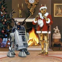 Пазл онлайн: Новый год в Далекой Галактике