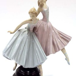Пазл онлайн: Веселый балет