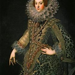 Пазл онлайн: Изабелла Французская (королева Испании)