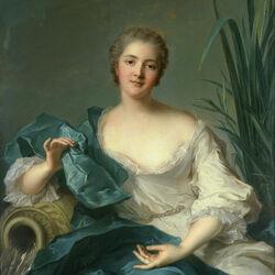 Пазл онлайн: Мадам Мари-Генриетта Berthelet де Pleuneuf