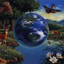 Пазл онлайн: Наш мир