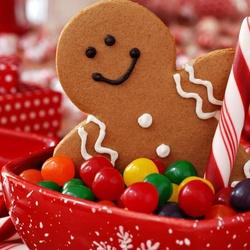 Пазл онлайн: Печенька