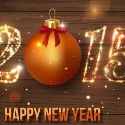 Пазл онлайн: Новый 2015 год