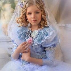 Пазл онлайн: Портрет девочки