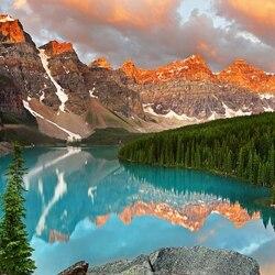 Пазл онлайн: Альберта, Канада