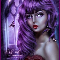 Пазл онлайн: Прекрасная кукла