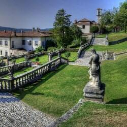 Пазл онлайн: Вилла della Porta Bozzolo