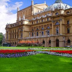 Пазл онлайн: Дворец Вавель в Кракове (фрагмент)