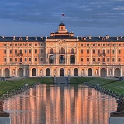 Пазл онлайн: Константиновский дворец