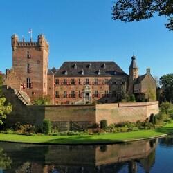 Пазл онлайн: Замок Хёйс Берг